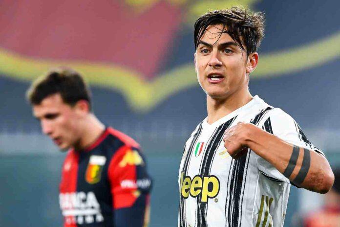 Calciomercato Juventus, Momblano: Dybala vuole la clausola nel contratto