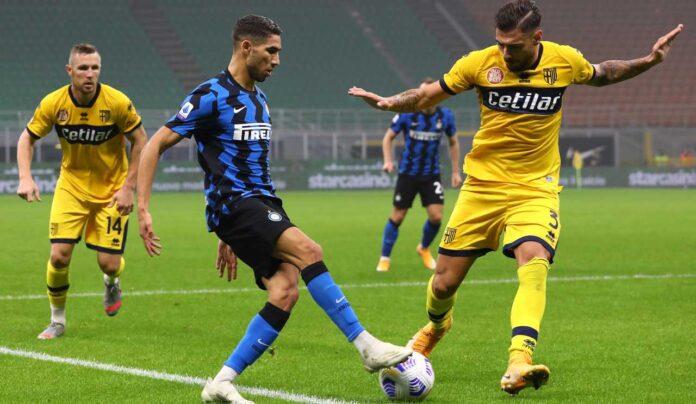 Calciomercato Inter, Hakimi al Napoli   L'agente: