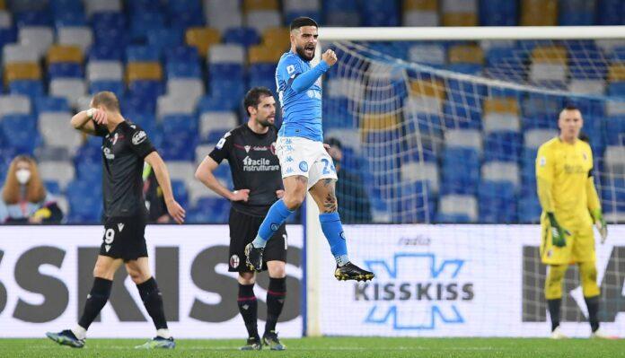 Serie A, Napoli-Bologna 3-1: Gattuso a -3 dalla Champions