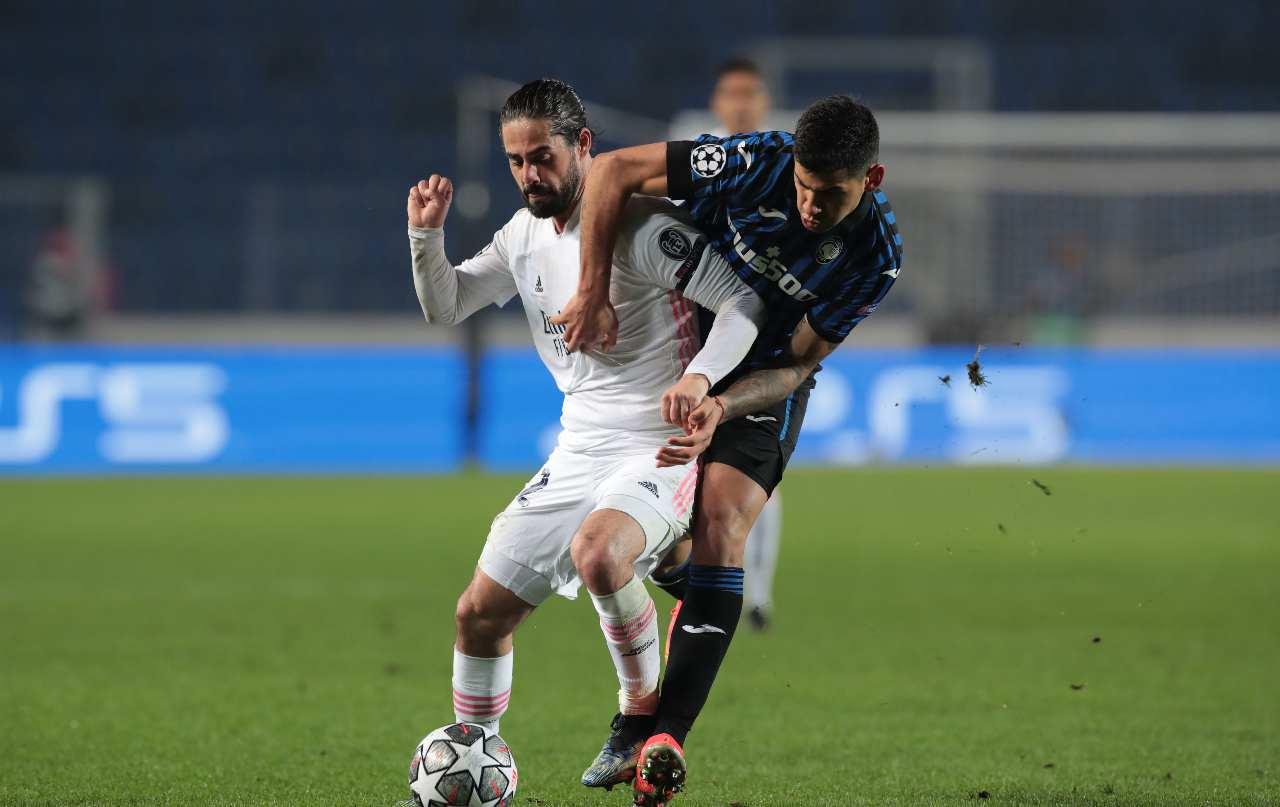 Calciomercato Juventus, dietrofront Isco   Le ultime