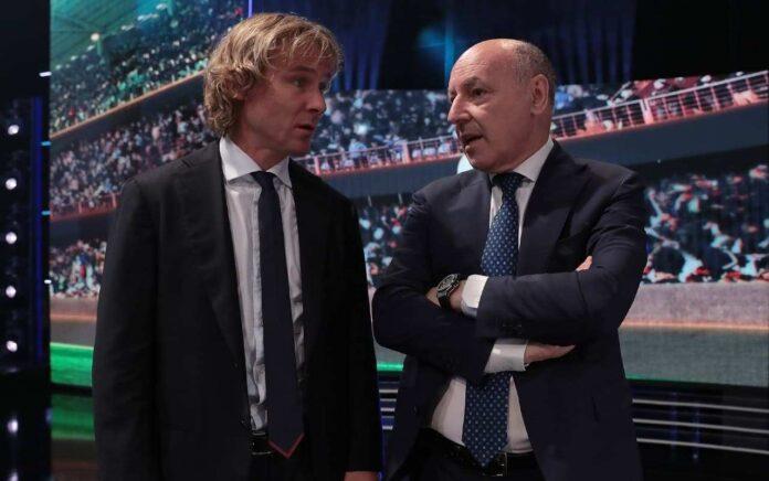 Calciomercato Juventus e Inter, incontro per l'addio