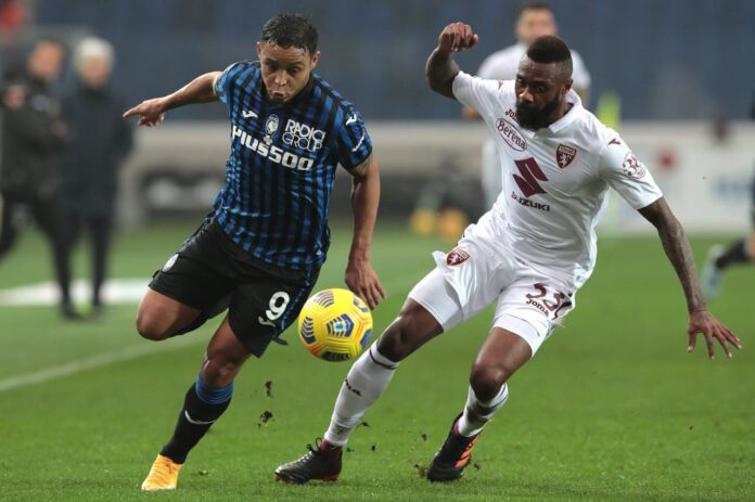 Covid, buone notizie per il Torino   UFFICIALE: Nkoulou negativo
