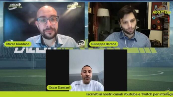 CMIT TV | Damiani jr: