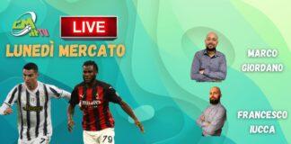 VIDEO - CMIT TV   Tra campo e calciomercato: DIRETTA LIVE