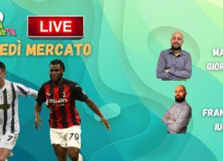 VIDEO - CMIT TV | Tra campo e calciomercato: DIRETTA LIVE