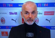"Milan-Udinese, Pioli: ""Due punti persi, ecco cos'è mancato. Su Tonali..."""