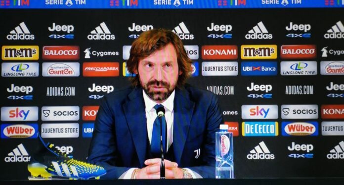 """Juventus-Lazio, conferenza Pirlo: """"Scelta obbligata"""". Il retroscena su CR7"""