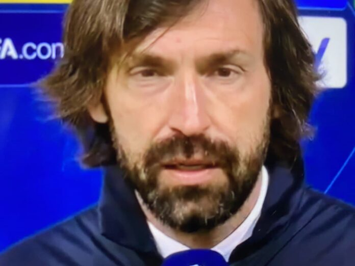 Juventus-Porto Pirlo
