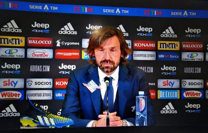 Juventus-Benevento, Pirlo: