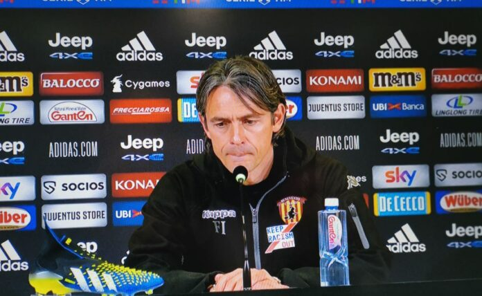 Juventus-Benevento, Inzaghi in conferenza: