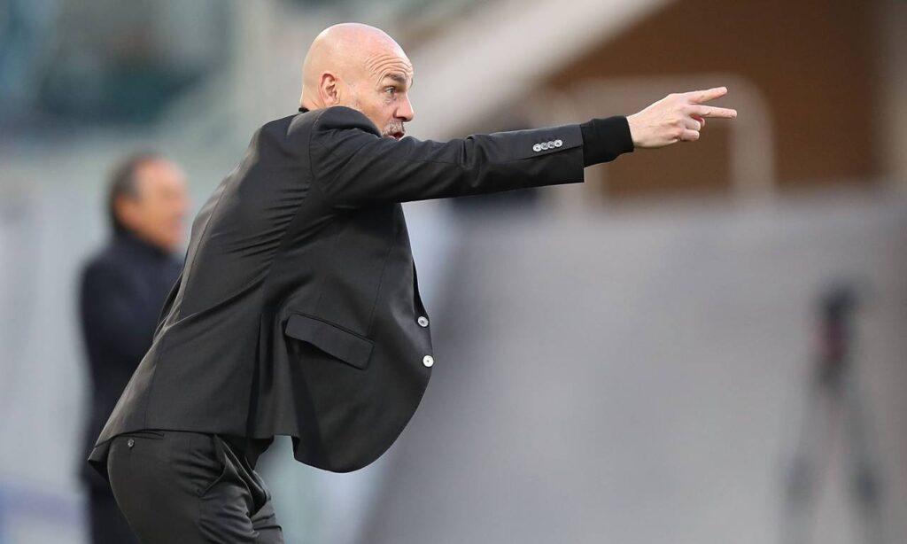 """Fiorentina-Milan, Pioli: """"Sconfitta della Juventus inaspettata"""""""
