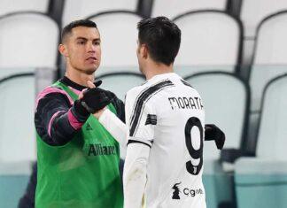Cristiano Ronaldo e Morata