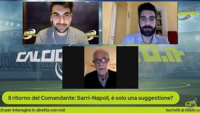 Cardini a CMIT TV