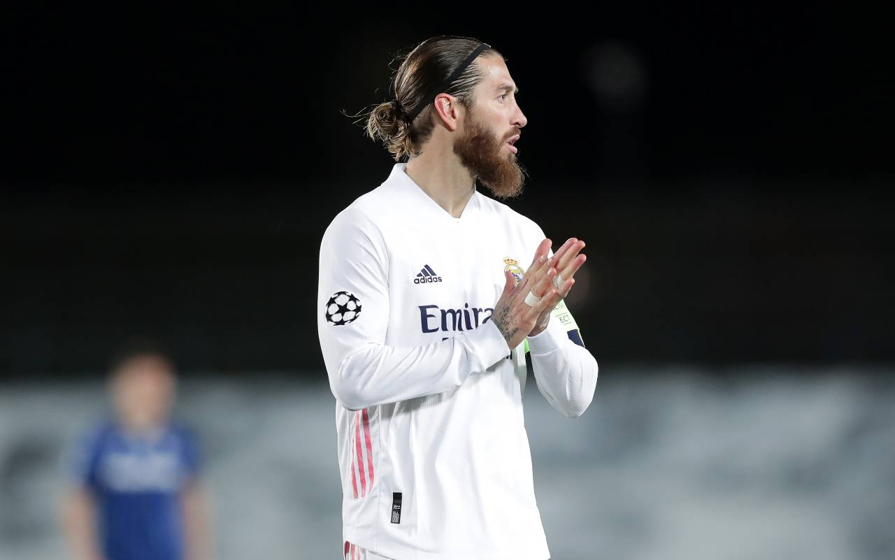 "Real Madrid-Atalanta, Sergio Ramos: ""Nessuna novità sul rinnovo"""