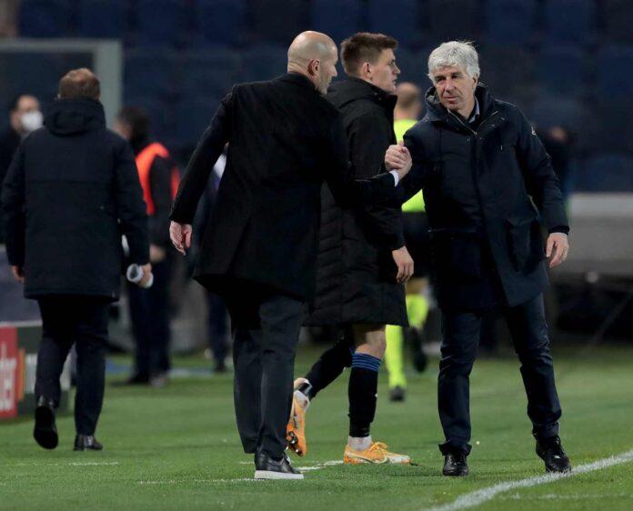DIRETTA Champions League, Real-Atalanta | Cronaca LIVE, formazioni
