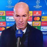 """Chelsea-Real Madrid, Zidane: """"Eliminazione meritata. Sul futuro..."""""""