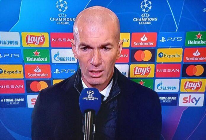 Chelsea-Real Madrid, Zidane: