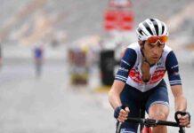 Infortunio Nibali addio Giro d'Italia