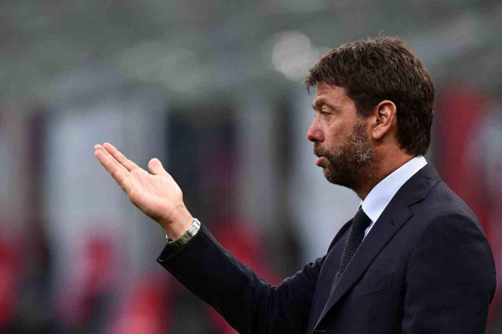 Juventus, Agnelli