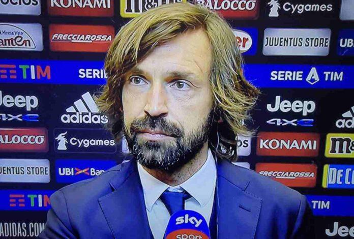 Juventus-Napoli, Pirlo: