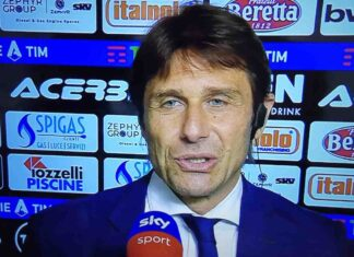 """Spezia-Inter, Conte: """"Superlega? Prima il merito. La UEFA deve riflettere"""""""