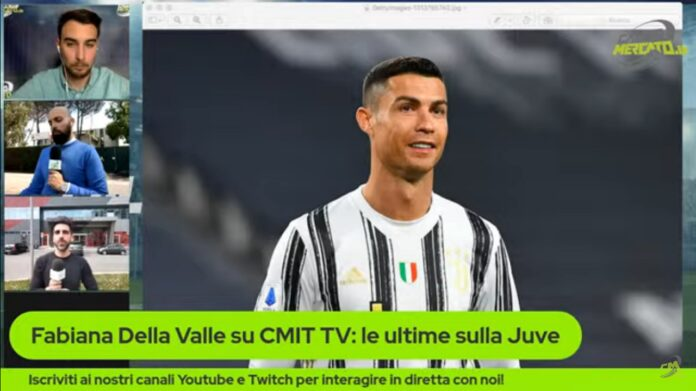 Della Valle a CMIT TV su Ronaldo, Dybala e Morata