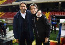 """Lazio-Benevento, Filippo Inzaghi: """"Mi auguro che Simone ci sia"""""""