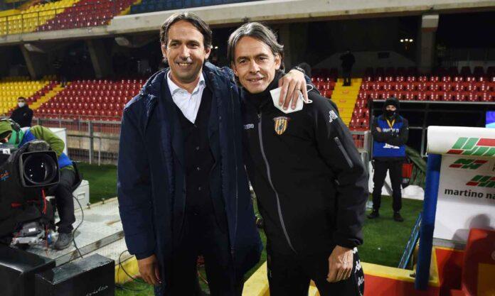 Lazio-Benevento, Filippo Inzaghi: