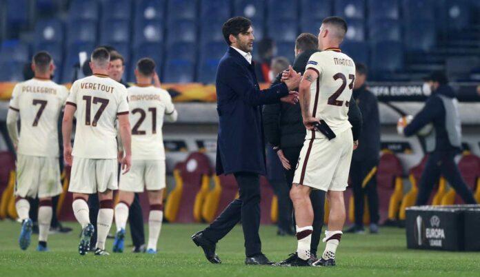 Roma, difesa di Fonseca da horror   Troppi gol subiti dopo 31 giornate