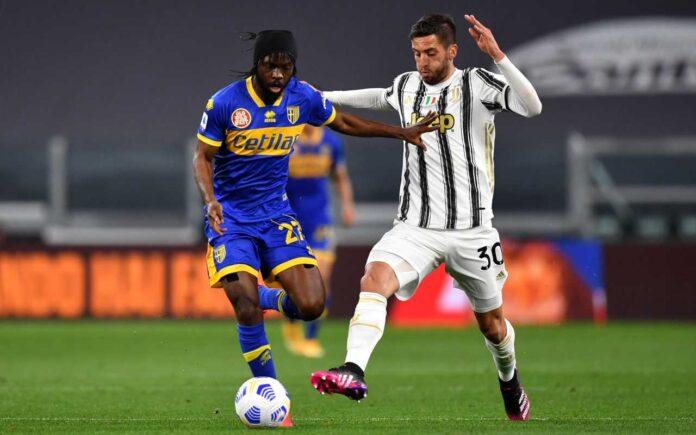 Diretta Juventus-Parma