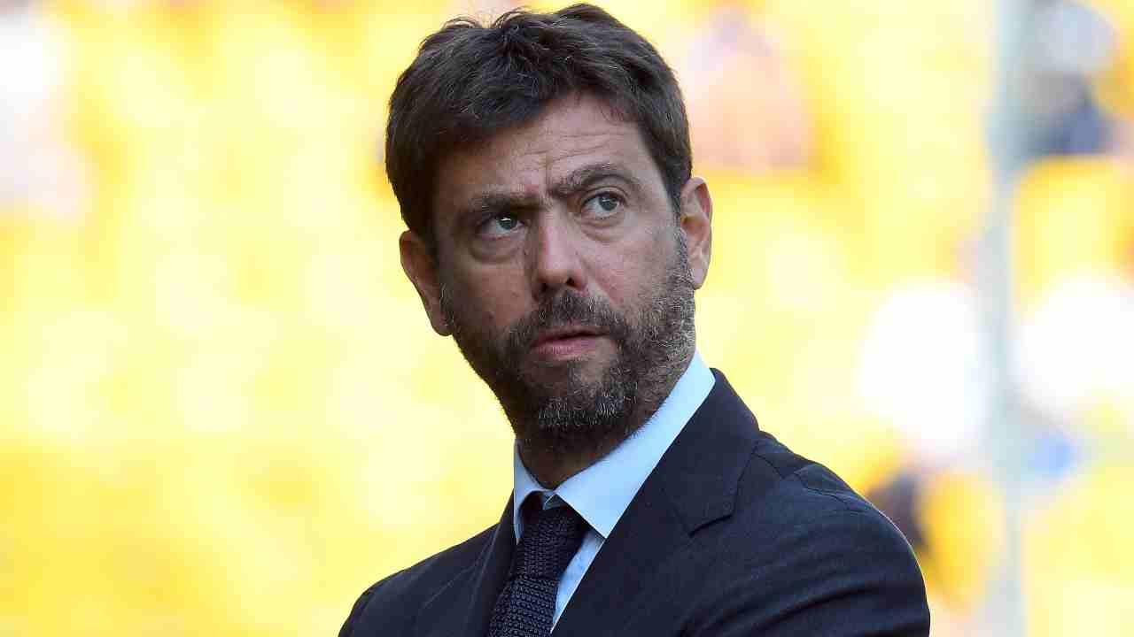 Superlega Juventus Inter Milan Agnelli