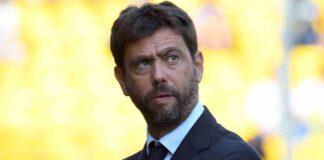 Juventus Agnelli Superlega dimissioni