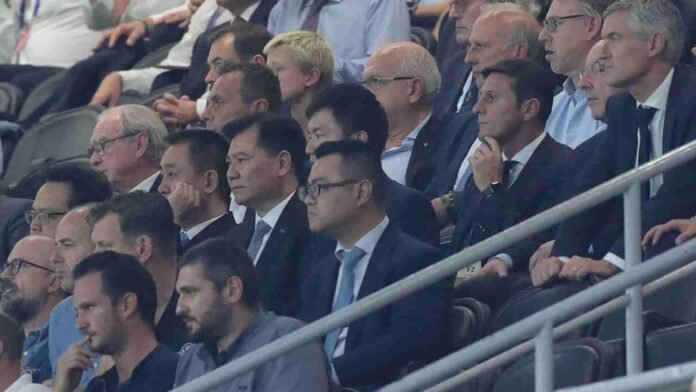 Calciomercato Inter Zhang Marotta Conte