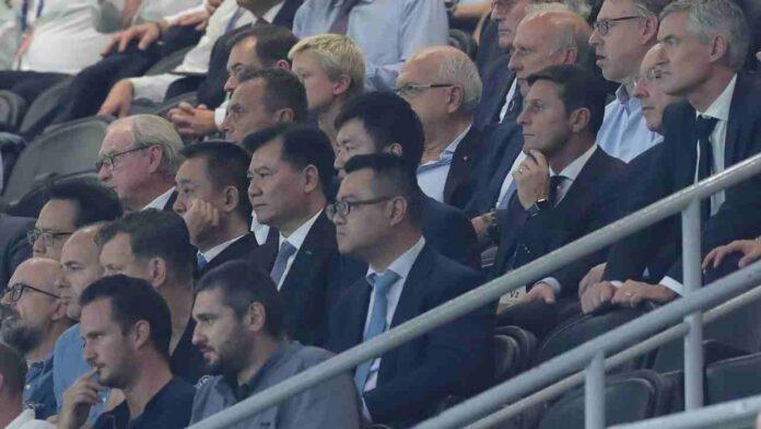 Superlega Inter Marotta Zhang