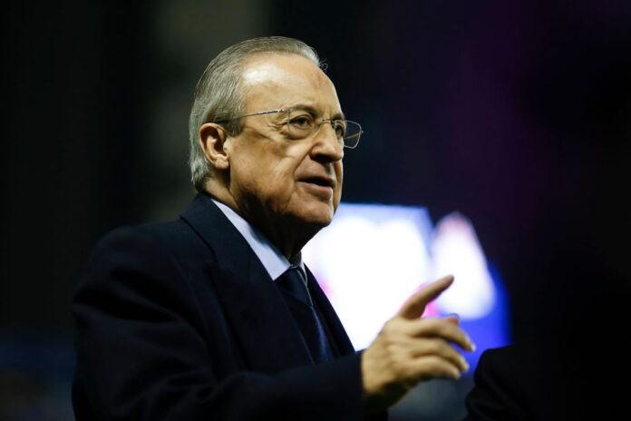 Perez Uefa Superlega