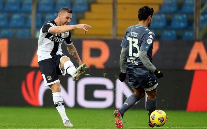 Diretta Benevento Parma