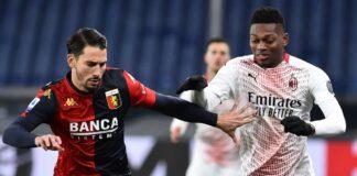 Diretta Milan Genoa