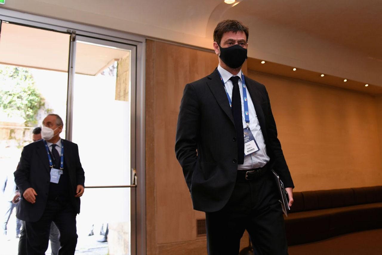 Superlega, ipotesi scioglimento   Dall'Inghilterra: Agnelli si dimette!