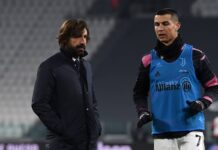 Pirlo e Ronaldo