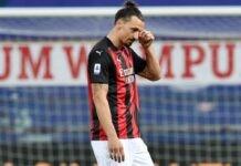 Milan, Ibrahimovic e il codice FIFA: rischi per lo svedese