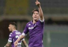 Juventus Milan Fiorentina Vlahovic rinnovo