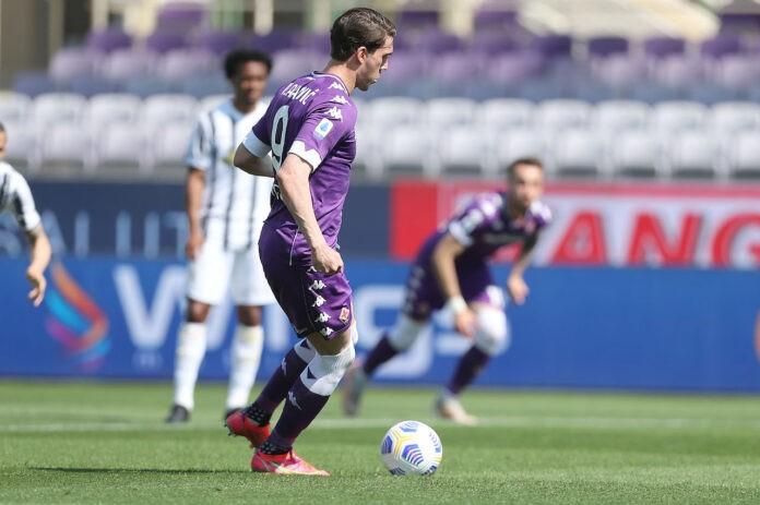 Fiorentina Juventus Vlahovic