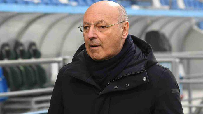 Calciomercato Inter Marotta Aguero Juventus