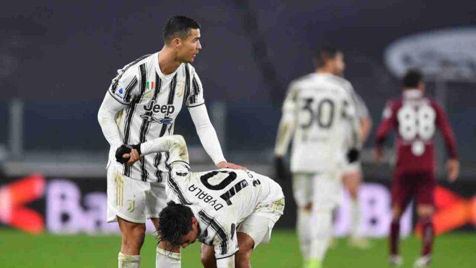 Juventus Marchisio Dybala Cristiano Ronaldo