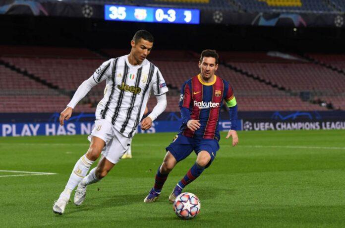 Calciomercato Juventus, bomba dalla Spagna: Ronaldo e Messi insieme!