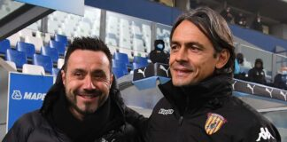 Diretta Benevento Sassuolo