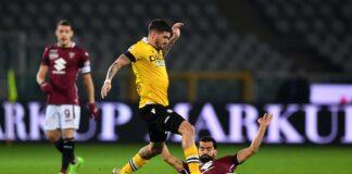 Diretta Udinese Torino