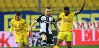 Diretta Cagliari Parma