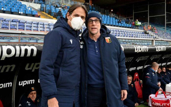 Diretta Lazio Genoa