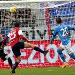 Diretta Napoli Cagliari